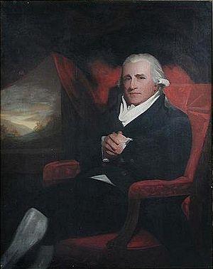 Sir Walter Farquhar, 1st Baronet - Sir Walter Farquhar, 1st Bt., by Raeburn, c.1790
