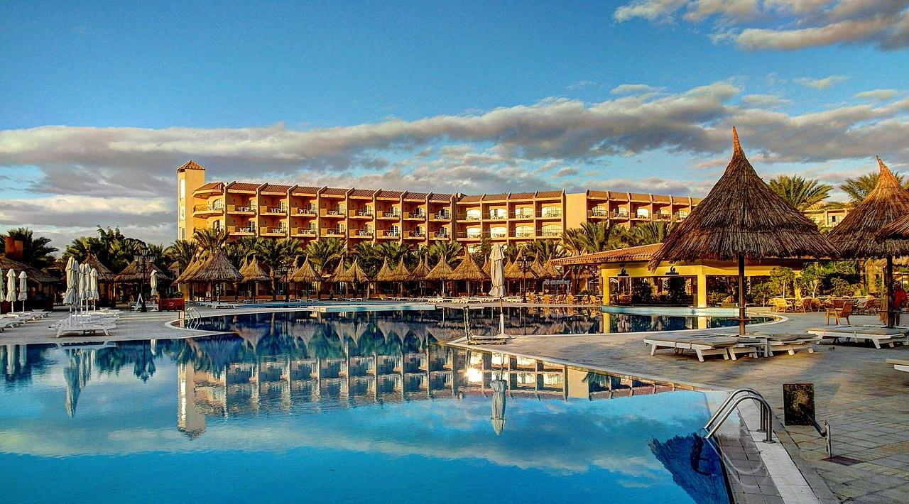 Hurghada Beach Hotels