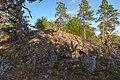 Skansbergets fornborg September 2013 13.jpg