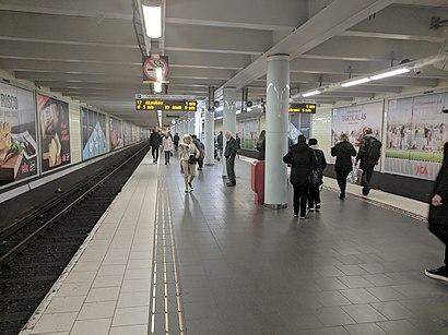 Como chegar até Skanstull (B) com o transporte público - Sobre o local