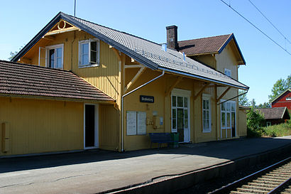 How to get to Skollenborg with public transit - About the place