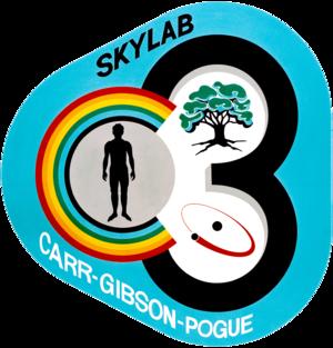 Gerald P. Carr - Image: Skylab 3 Patch