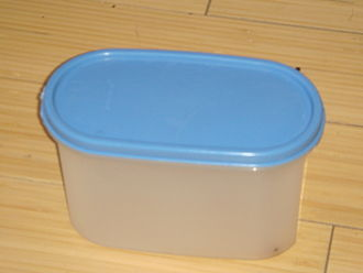 Tupperware - Typical Tupperware