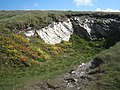 Small quarry on Pentire Point West - geograph.org.uk - 1313769.jpg