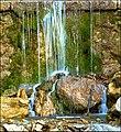 Small waterfall of source - panoramio.jpg