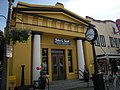 Snohomish, WA - First National Bank and clock 01.jpg