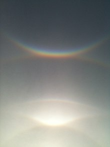 Halo (optical phenomenon) - Wikipedia