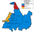 Solihull UK local election 2003 map.png