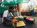 Somvati yag at Veerabhadra Devasthan Vadhav in presence of Balyogi Om Shakti Maharaj. 26.jpg