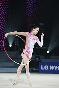Son Yeon-Jae at LG WHISEN Rhythmic All Stars 2011 (54).jpg
