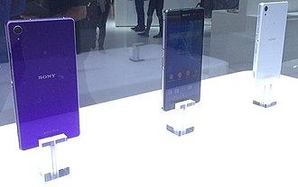 Sony Mobile - Sony Xperia Z2, released in 2014, is Sony Mobile's former flagship device