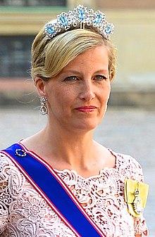 Sophie, Gräfin von Wessex, 48 Jahre alt