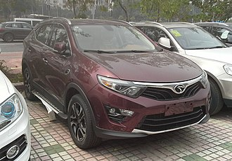 Soueast DX7 - Soueast DX7 Bolang (China)