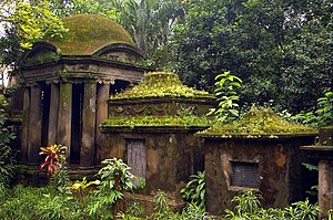 South Park Street Cemetery - Image: South Park Street Cemetery 1