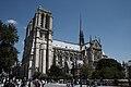 South facade of Notre-Dame de Paris, 2 June 2006.jpg