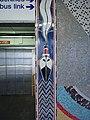 Southampton Central Railway Station, Mosaic - geograph.org.uk - 22326.jpg