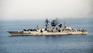 Soviet cruiser <i>Admiral Oktyabrsky</i>