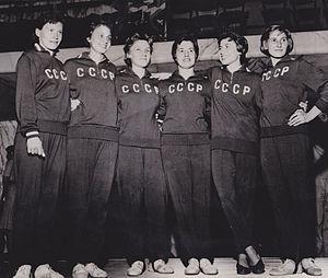Fencing at the 1960 Summer Olympics \u2013 Women\u0026#39;s team foil - Wikipedia