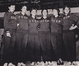 Fencing at the 1960 Summer Olympics – Womens team foil Olympic fencing tournament