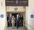 SpaceX Demo-2 Crew Walkout (NHQ202005270009).jpg