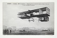 Sports Aviation - Issy-les-Moulineaux - Delagrange bat les records du monde … (7843390032).jpg