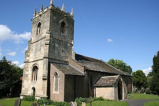 St Wilfrids Church, Cantley Church in South Yorkshire, England