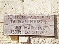 St. Martin's Demi-Bastion - Citadel, Gozo.JPG
