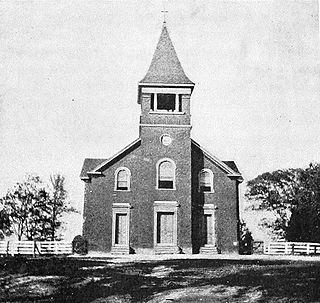 St. Marys Catholic Church (Bryantown, Maryland) Church in Maryland, United States