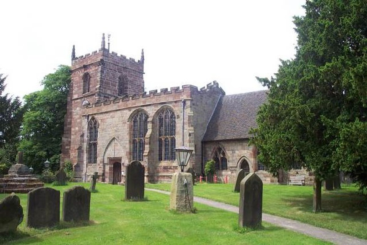 St. Mary and All Saints, Bradley - geograph.org.uk - 119522.jpg