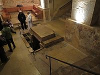 St. Mary of the Resurrection Abbey in Abu Ghosh 11.jpg