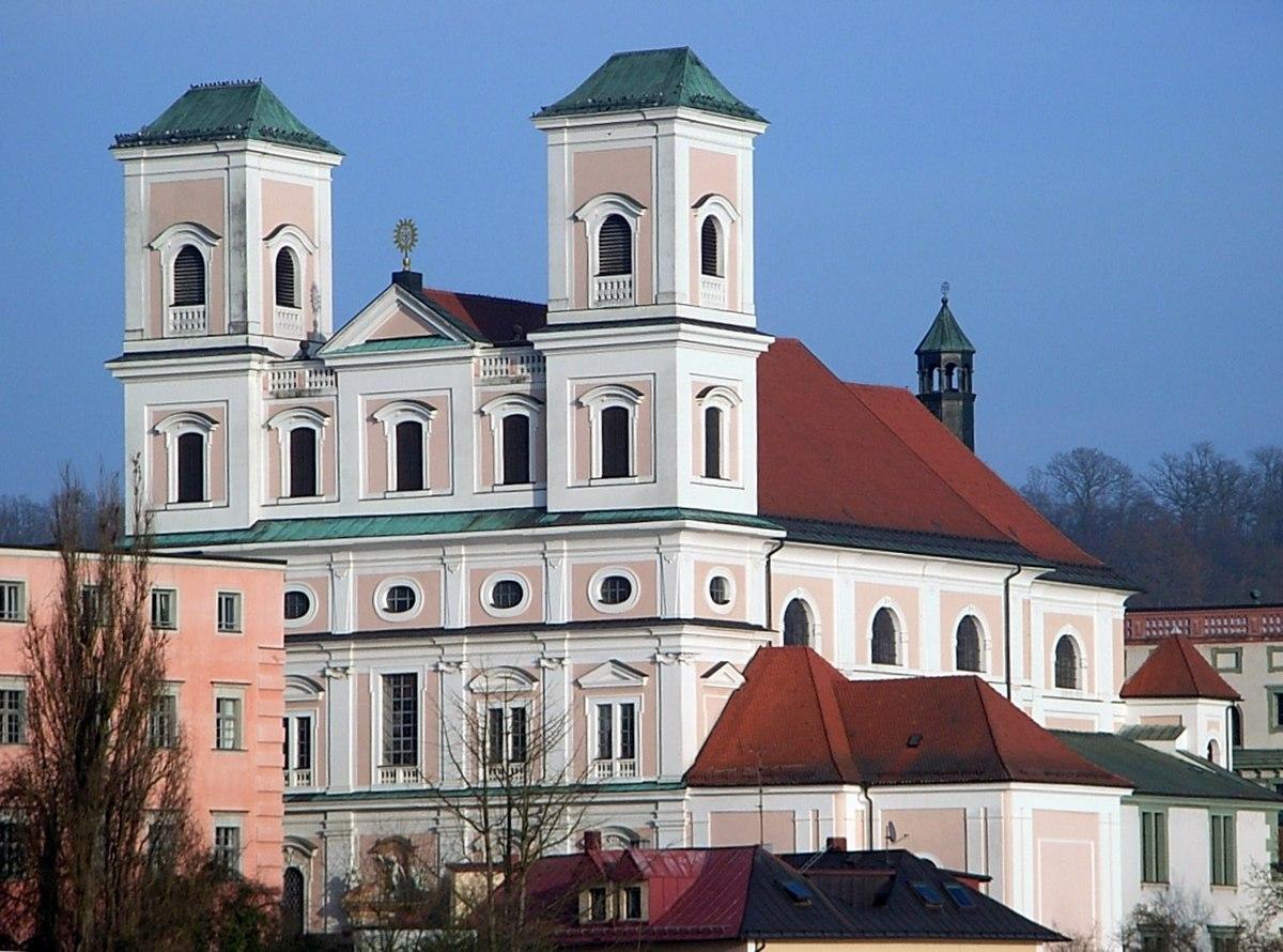St Michael S Church Passau Wikipedia
