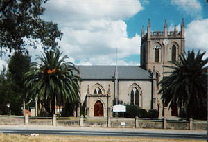 Penrith, New South Wales - St Stephen's Church