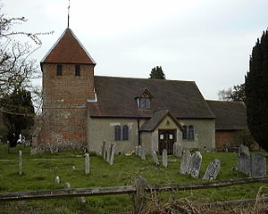 Tadley - St. Peter's church