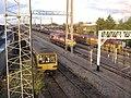 St Andrews Road railway station MMB 06 143620 66050 66156.jpg