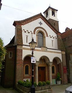 St Anthony of Padua Church, Rye Church in East Sussex, England