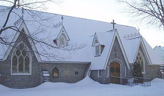 St. Bartholomews Anglican Church (Ottawa) Church in Ontario, Canada