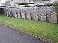 St David's Friary Church Jesuit graves, Pantasaph.jpg