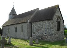 St George's Church, Eastergate (From Southeast).JPG