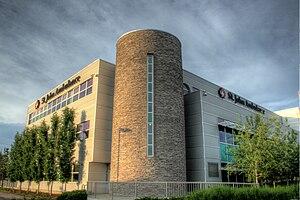 John Alexander McDougall - St John Ambulance building in Edmonton