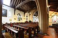 St Martin of Tours, Chipping Ongar, Essex - Interior - geograph.org.uk - 962670.jpg
