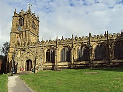 St Mary's Church, Mold 2.JPG