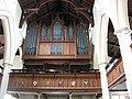 St Mary's church, Wimbledon, organ - geograph.org.uk - 1941170.jpg