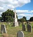 St Mary's church - churchyard - geograph.org.uk - 1505737.jpg