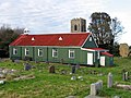 St Mary, Burgh Parva, Norfolk (Tin Tabernacle) - geograph.org.uk - 319705.jpg