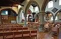 St Mary the Virgin, Great Baddow, Essex - Interior - geograph.org.uk - 1497607.jpg