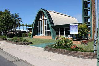 St Pauls Anglican Church, Proserpine church building in Queensland, Australia