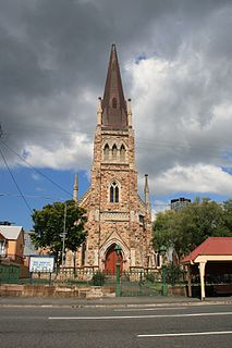 St Pauls Presbyterian Church, Spring Hill