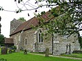 St Peter and St Paul, Saltwood, Kent - geograph.org.uk - 326076.jpg