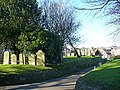 St Woolos Cathedral churchyard - geograph.org.uk - 716047.jpg