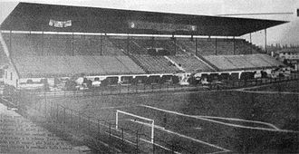 A.C. Milan - View of the San Siro in 1934.